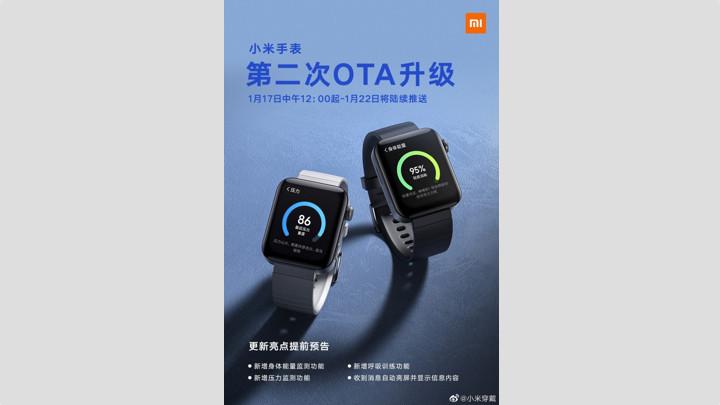 Bercicht Xiaomi Mi Watch