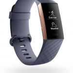 Fitbit-sporthorloge-hardloper