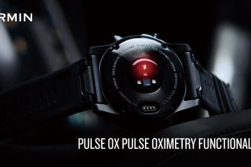 Pule Ox SpO2 horloge smartwatch