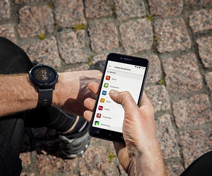 Suunto 7 app
