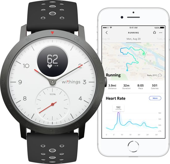Withings ScanWatch medisch horloge 2020