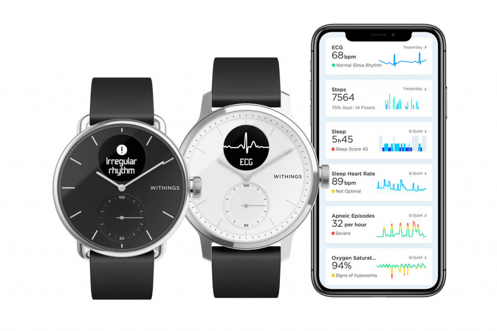 Withings ScanWatch 2020