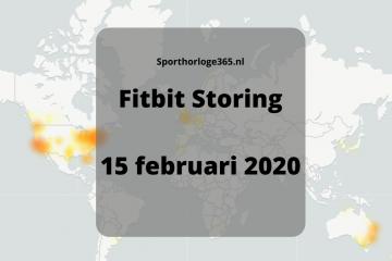 Fitbit synchronisatieproblemen