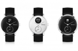 Nokia Withings smartwatch