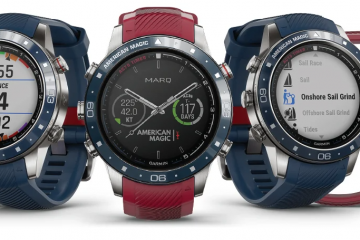 Garmin MARW Captain edition