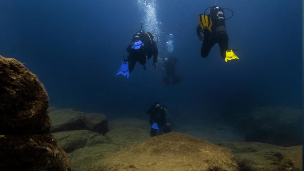 Diepzee duiken duikhorloges