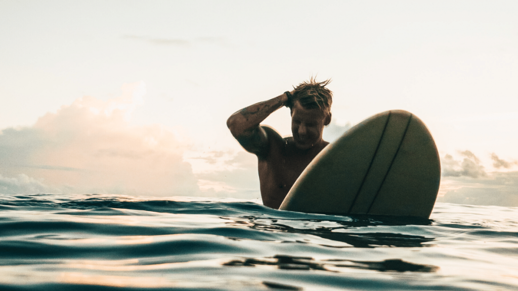 Surfen horloge atm