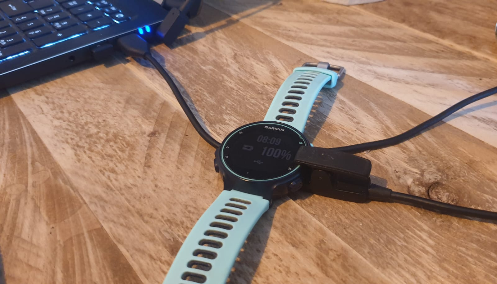 .fit bestand koppelen Garmin Strava computer