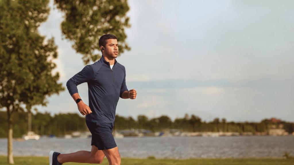 Fitbit Versa 3 hardlopen