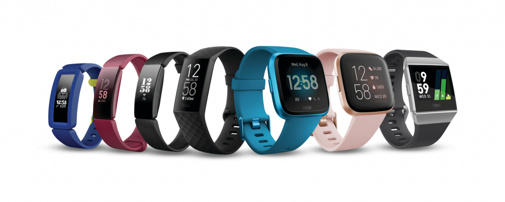Fitbit producten het merk Fitbit