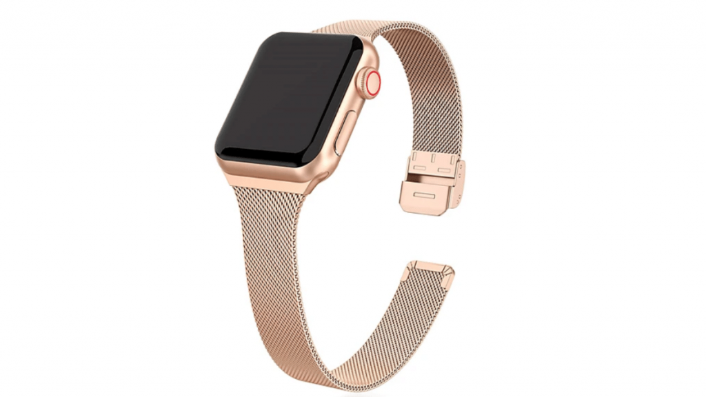 Milanees bandje Apple Watch
