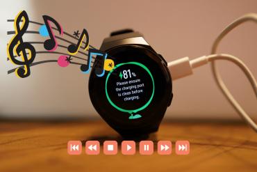 Huawei GT 2e muziek luisteren en toevoegen stappenplan