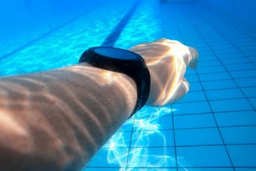 Huawei GT 2e zwembad