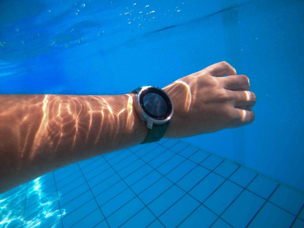 Onder water Polar Grit X