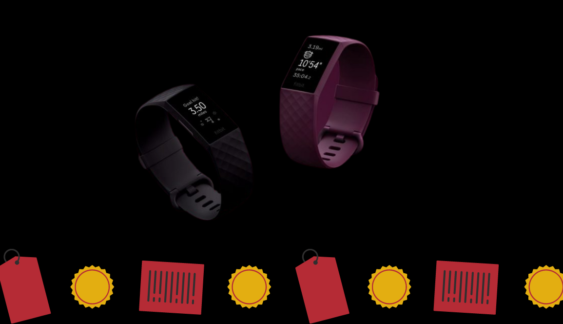 Black Friday Fitbit Charge 4
