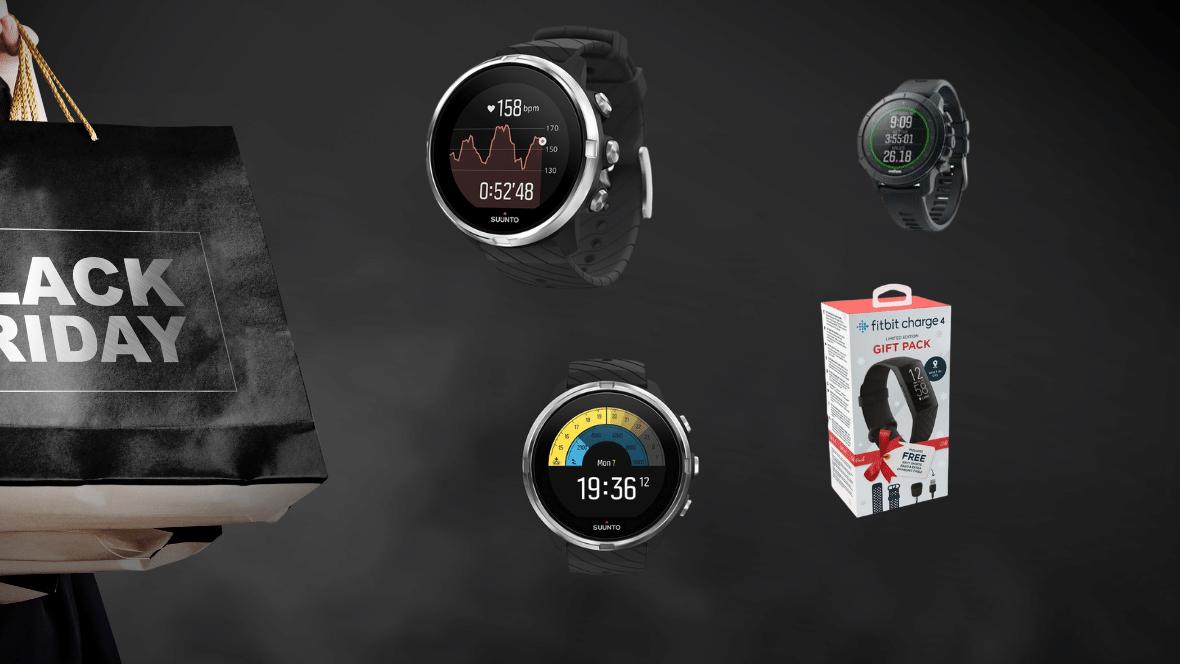 Black Friday smartwatch horloge sporthorloge