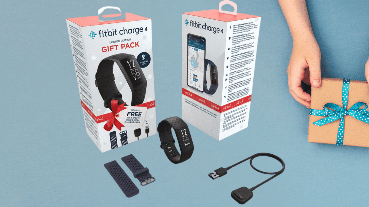 Charge 4 giftpack deal