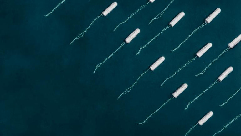 Menstruatiecyclus volgen met een Garmin horloge