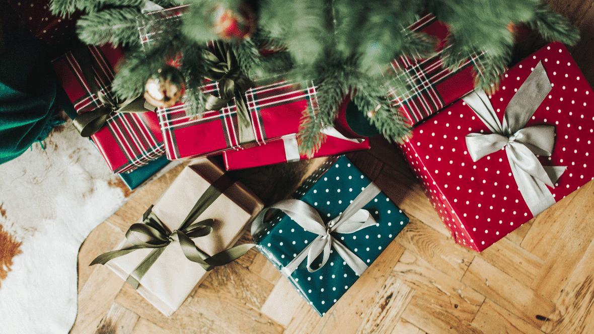 Kerstcadeau activity tracker