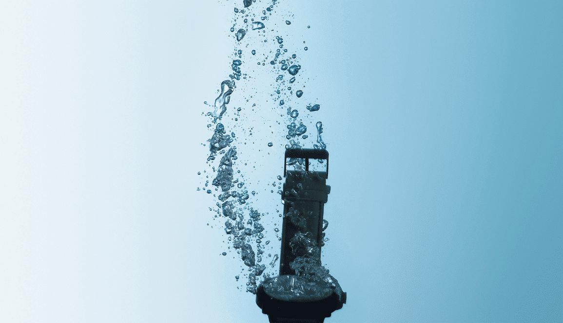 Waterdicht horloge