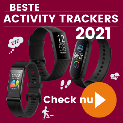 Beste activity trackers 2021