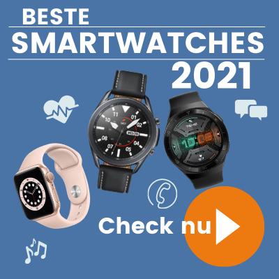Beste smartwatches 2021