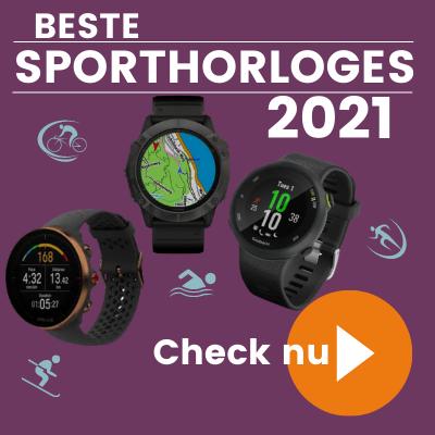 Beste sporthorloges 2021