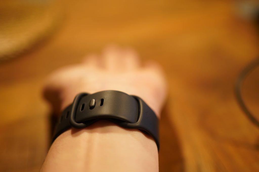 Sluiting horlogebandje