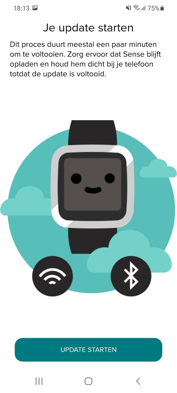 Update Fitbit