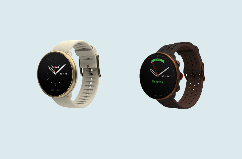 Polar twee nieuwe horloges 2021