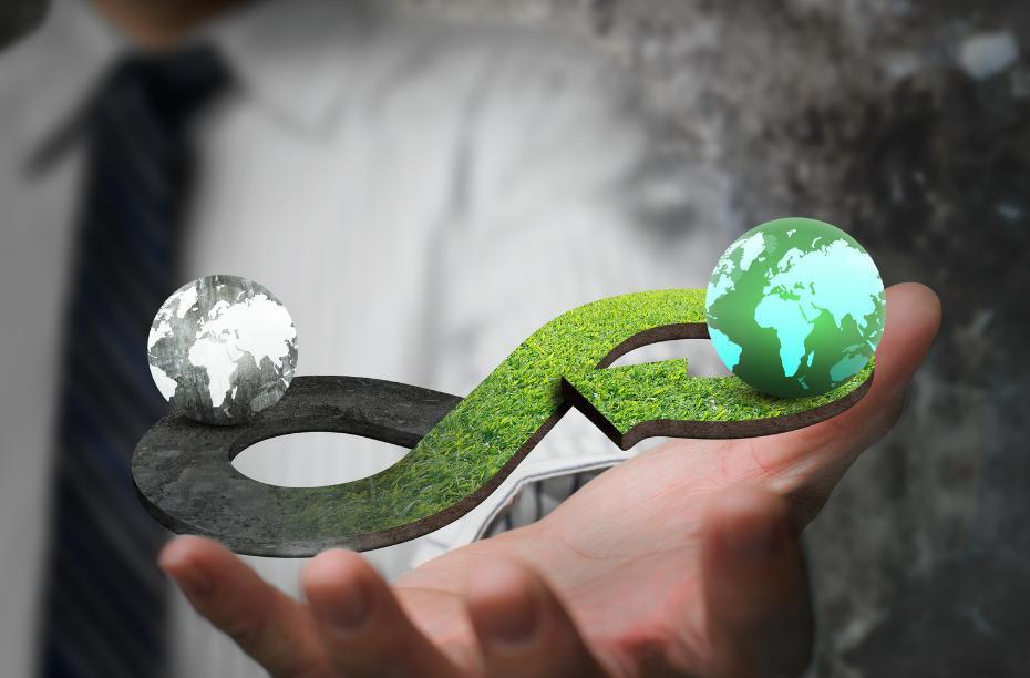Circulaire economie e-waste