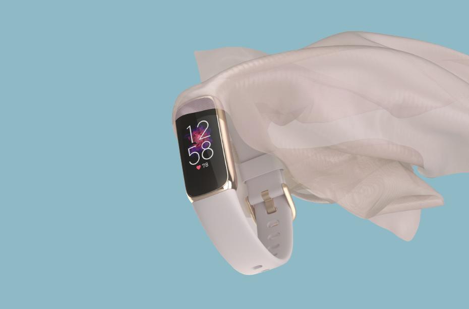 Fitbit Luxe bekeken