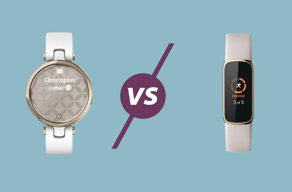 Garmin Lily vs Fitbit Luxe