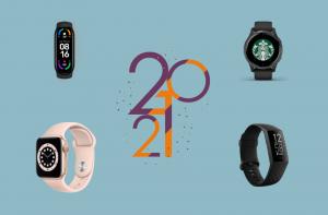 Horloges 2021 smartwatch tracker