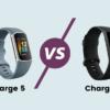 Fitbit Charge 4 versus Charge 5 overeenkomsten verschillen