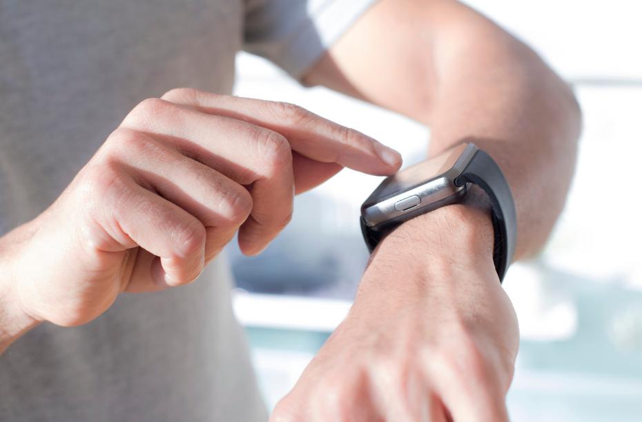 Gokken smartwatch