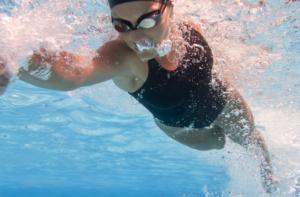 Zwemmen met de Forerunner 745